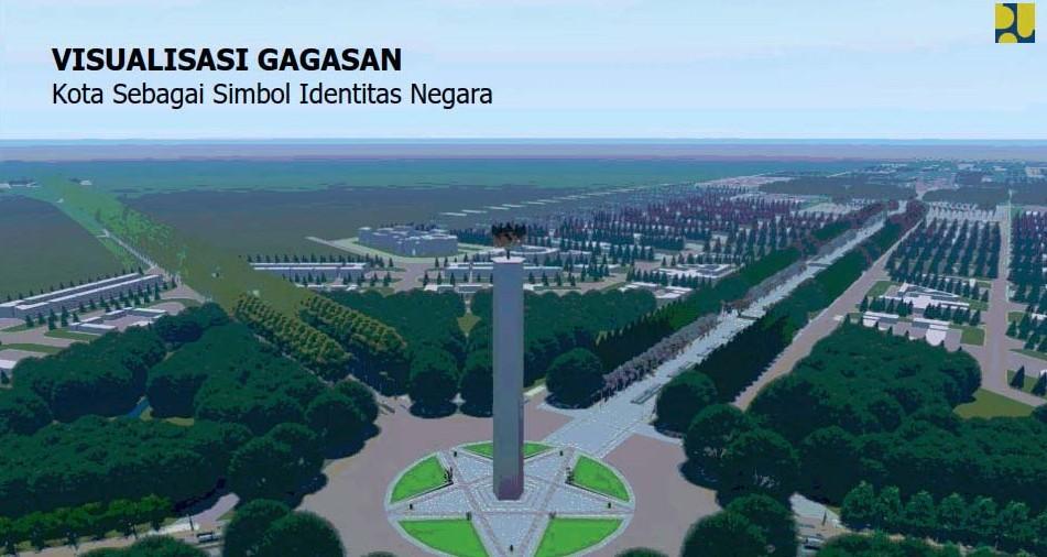 Begini Visi Dan Desain Ibu Kota Negara Yang Baru Niaga Asia