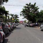 Besok KPU Rapat Peleno, Jalan Basuki Rahmat Ditutup Mulai 08.30 Wita