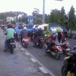 Penutupan Persimpangan di Samarinda Tidak Mudah