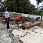Bea Cukai dan Polres Nunukan Gagalkan Penyelundupan Kayu ke Malaysia