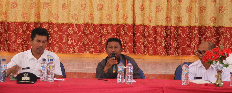 Ketua DPRD Nunukan Musrenbang