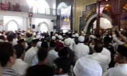Ribuan Warga Samarinda  Sholatkan Almarhum  Nusyirwan Ismail