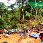 Tahun 2017 Bencana Tanah Longsor di Kaltim 36 Kasus