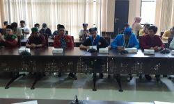 Mahasiswa dari GMPD Kaltim Terjebak Main Paksa