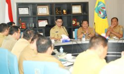 Pemerintahan se-Kaltara Persiapkan Rakoor  Pencegahan dengan KPK