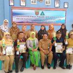 TK Kartika V-11  Juara I  Sekolah Sehat di Samarinda Ulu