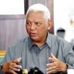 [HOAKS] Kabar Mantan Gubernur Kaltim Awang Faroek Ishak Wafat