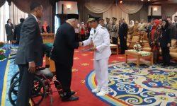 Awang Faroek Pertimbangkan Tinggal di Balikpapan Setelah Pensiun