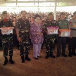 TNI dan Polri Solid Menghadapi Pileg dan Pilpres