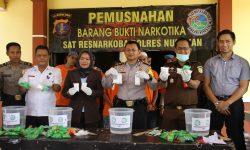 Kapolres Nunukan: Sudah Saatnya Penyelundup Sabu Dihukum Mati