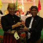 Baru Tim Paslon Rusmadi-Safaruddin Kampanye di Mahulu