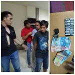 Edarkan Sabu, Dua Penjaga  Islamic Center Ditangkap