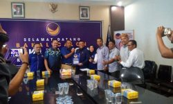 Saefuddin Zuhri  Ikuti  Seleksi Pengisian Kursi Wawali Samarinda