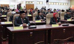 DPRD Nunukan Paripurnakan Penyampaian Tujuh Raperda