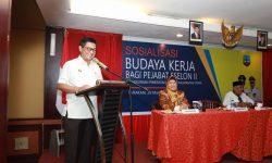 Gubernur Kaltara: Pejabat Harus Menciptakan Budaya Kerja