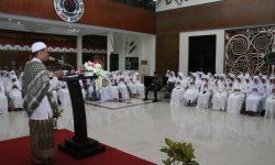 HUT Ke-72 Persit KCK Diisi dengan Doa Bersama