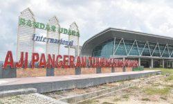 Pergerakan Orang ke Bandara APT Pranoto Bisa Mencapai 1.000 Orang/Jam