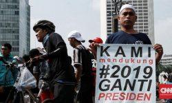 Dugaan Intimidasi Massa #2019GantiPresiden Dicap Warisan Orba