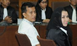 Mengintip Sepak Terjang Khairuddin Disamping Rita Widyasari
