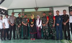 Kodim 0908 Gelar Latihan Penanganan Konflik Komunal di Bontang