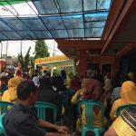 Mahyudin Yakin Masyarakat Ikhlas Memberikan Dukungan