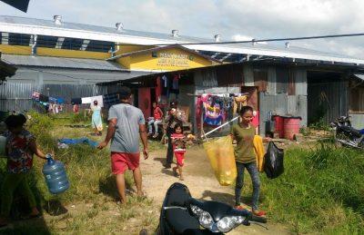 Bangunan di Depan Pasar Rakyat Nunukan Batal Dibongkar Paksa
