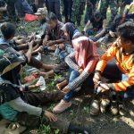 Anggota Pramuka yang Tersesat Ditemukan di L-2 Tenggarong Seberang