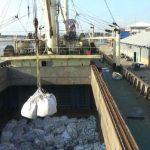 Ribuan Ton Pupuk Asal China Menyusup Lewat Laut