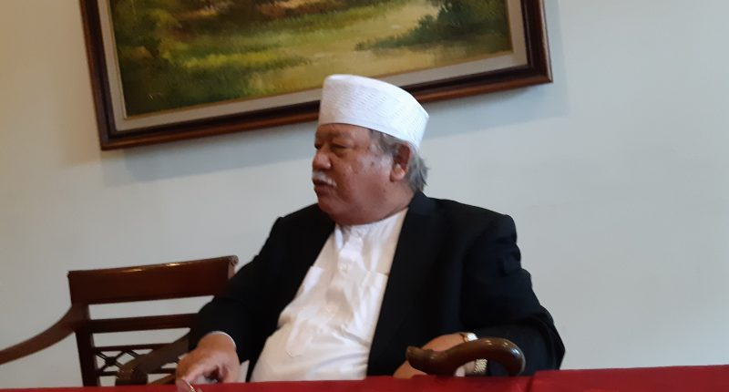 Haji Rusli Masroen: Hubungan Saya dengan Awang Faroek Baik