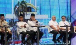 Debat Ke-3  Paslon Gubernur Kaltim di Balikpapan, 22 Juni