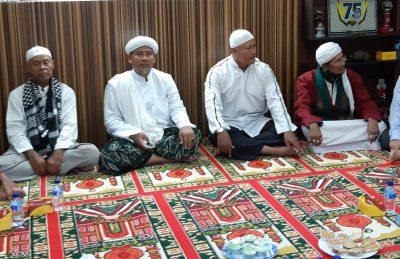 Buka Puasa Bersama Saefuddin Zuhri Berlangsung Khidmat dan Kekeluargaan