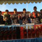 Miras Tangkapan TNI-AL di Nunukan Rencananya Dibawa ke Berau