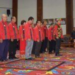 Bupati Kubar Minta Lembaga Adat Berkontribusi Terhadap Pembangunan
