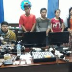 Bandar Narkoba Bersama Dua Wanita Ditangkap BNN Samarinda