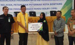 BPJS Ketenagakerjaan Bontang Sosialisasi 3 Jaminan Sosial untuk Pekerja Informal