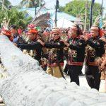 Gubernur Kaltara Buka Festifal Aco Lundayeh