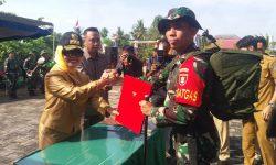 TMMD Ke-102 Resmi Dilaksanakan Kodim 0908/Bontang
