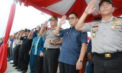 Pecahkan Rekor MURI, Irianto Lambrie Buka Pesta Rakyat 2018 di Tarakan