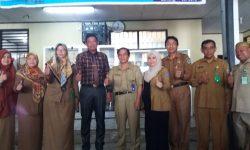 Wakil Walikota Bontang Resmikan SI BERSERI Kelurahan Tanjung Laut