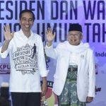 Jokowi-Ma'ruf Amin Resmi Mendaftar sebagai Bakal Capres dan Cawapres di KPU