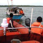 Sempat Hilang, Basarnas Temukan Empat Pemancing dari Bontang Selamat