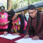 Hari Konservasi Alam Nasional 2018, PKT Reintroduksi 1000 Pohon Anggrek Hitam