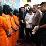 Kapolda Kaltara Minta Penyelundup Sabu 9,226 Kilogram Dihukum Mati