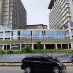 Bangunan Hotel di Eks Pinang Babaris Menunggu Investor Baru