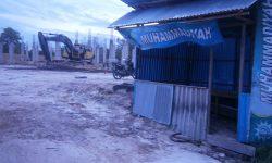Tanah dalam Sengketa, Pembangunan SMA Muhammadiyah Terhenti