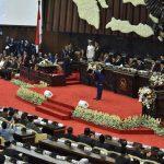 Jokowi: Pengangguran Turun Jadi 5,13%, Gini Rasio Turun Jadi 0,389