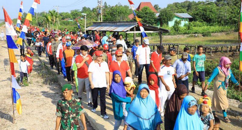 58 Perusahaan Siap Berinvestasi Rp13 Triliun di Kawasan Transmigrasi