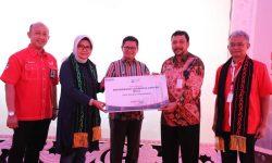 Kalimantan Utara as 1st Modern Broadband Resmi Diluncurkan