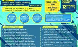 FKPT Kaltim Harapkan Wartawan Ikuti Lomba Karya Tulis Berhadiah Jutaan