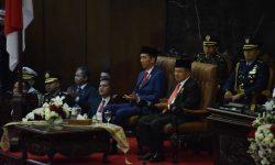 Presiden Jokowi: Insyaalah Pemilu 2019 Berlangsung Aman, Damai, dan Demokratis